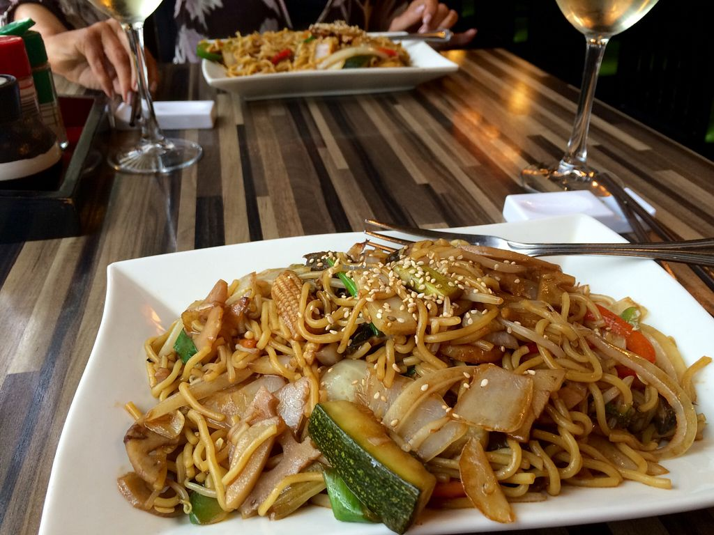 """Photo of Sakura Japanese Restaurant  by <a href=""""/members/profile/CiaraSlevin"""">CiaraSlevin</a> <br/>Vegetable noodles  <br/> August 15, 2015  - <a href='/contact/abuse/image/44872/113719'>Report</a>"""
