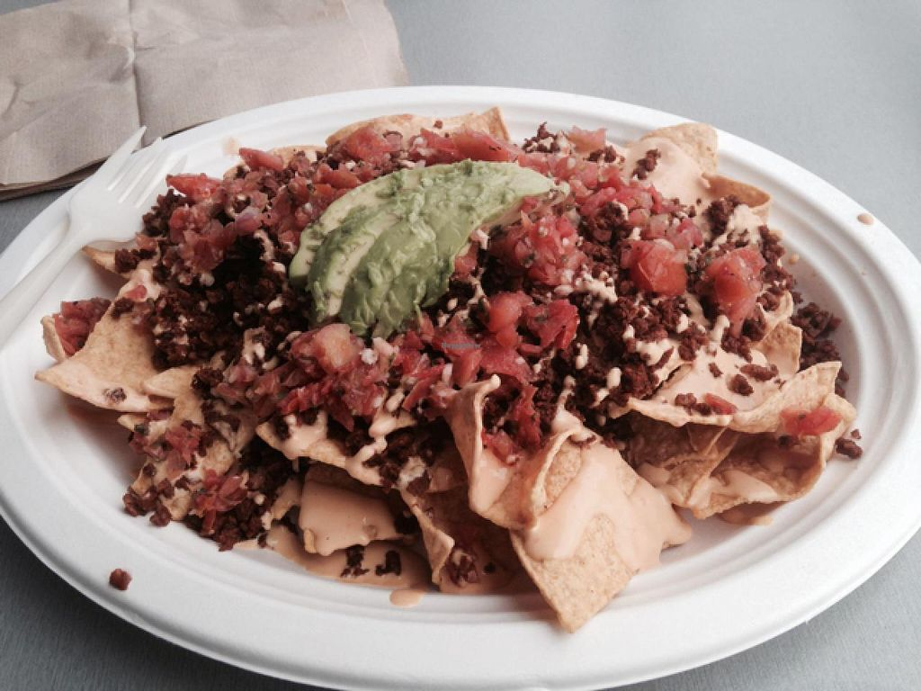 """Photo of Simply Pure  by <a href=""""/members/profile/MichaelWatson"""">MichaelWatson</a> <br/>Nachos with cashew cheese <br/> December 20, 2014  - <a href='/contact/abuse/image/44876/88352'>Report</a>"""