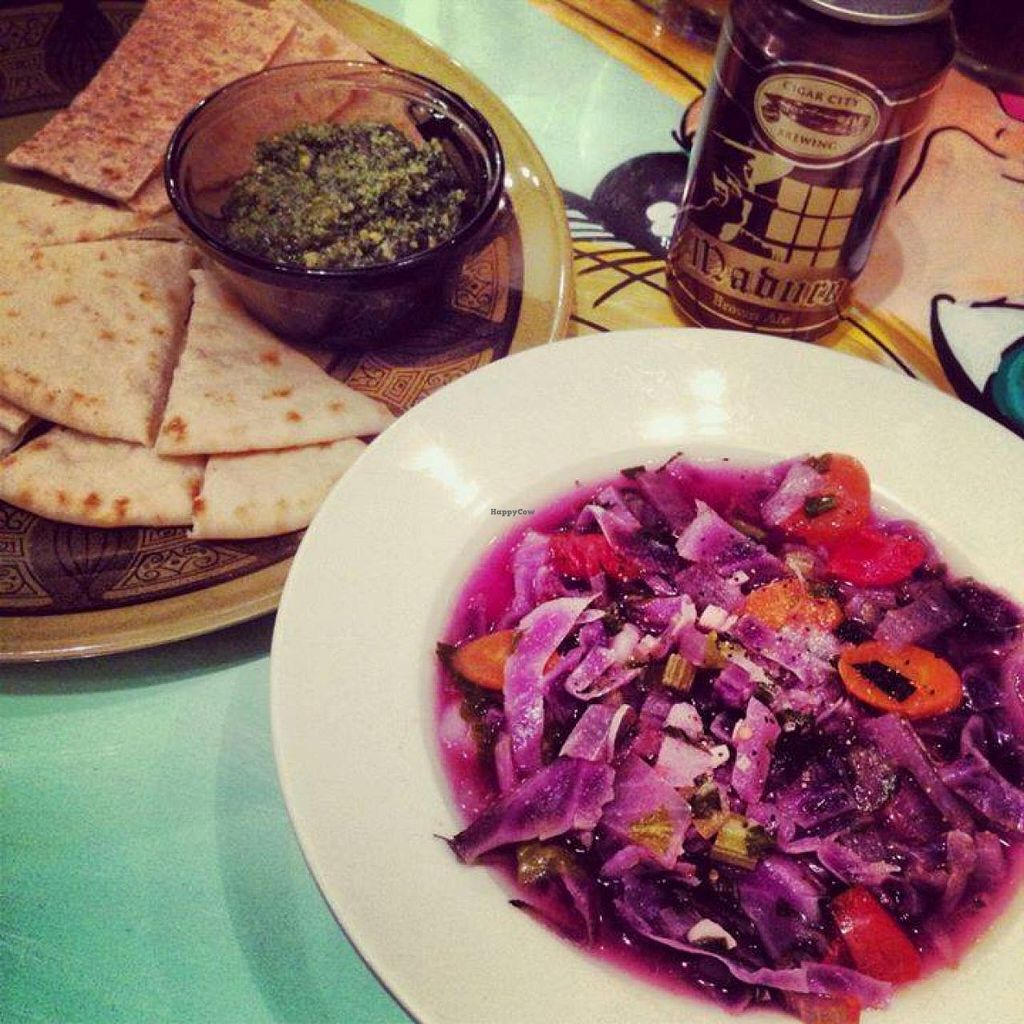 """Photo of Community Cafe  by <a href=""""/members/profile/community"""">community</a> <br/>Vegan borscht <br/> February 11, 2014  - <a href='/contact/abuse/image/44890/64209'>Report</a>"""