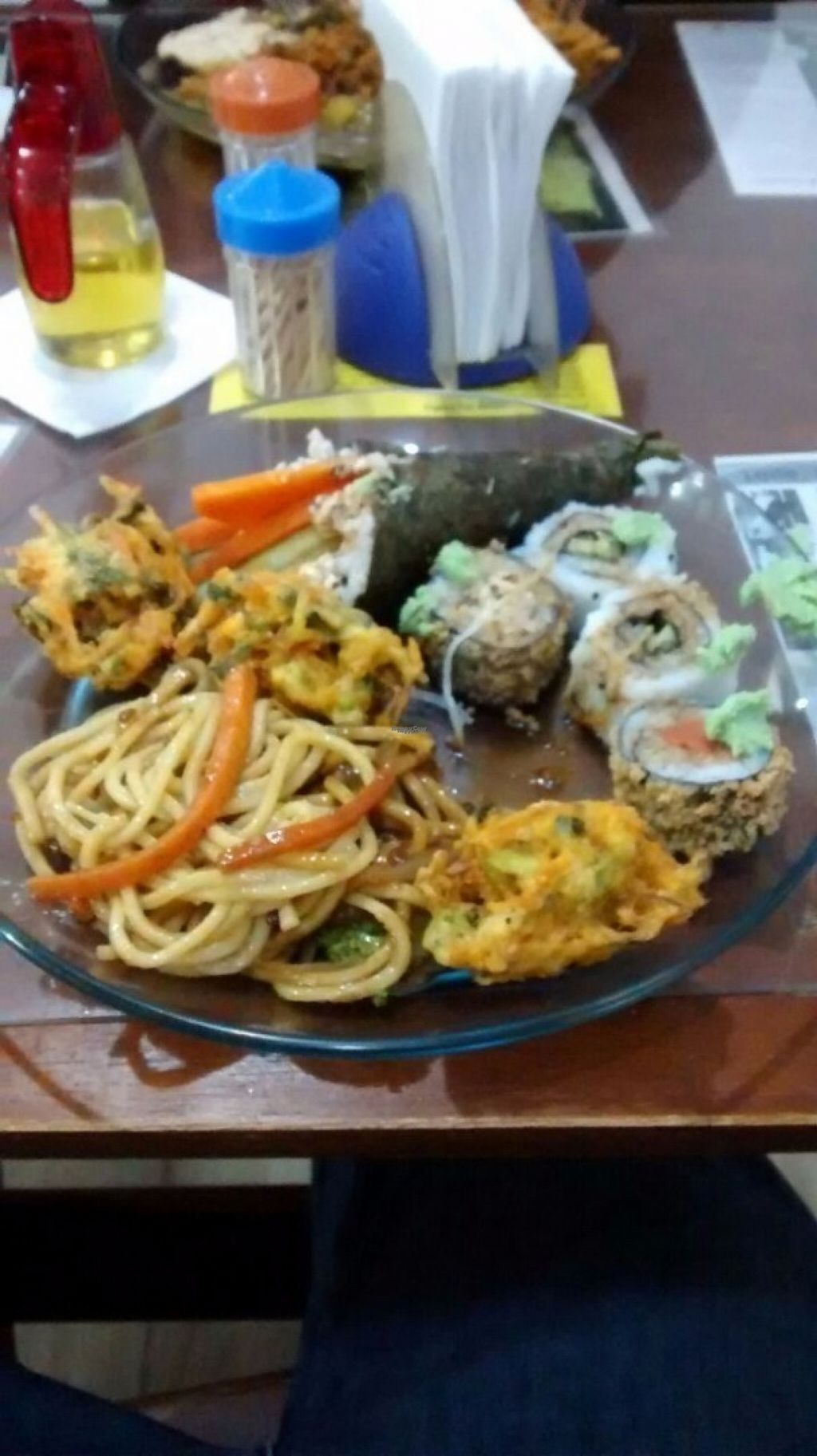 "Photo of Lar Vegetariano Vegan  by <a href=""/members/profile/Sylvane"">Sylvane</a> <br/>my dish <br/> August 13, 2016  - <a href='/contact/abuse/image/44899/168181'>Report</a>"