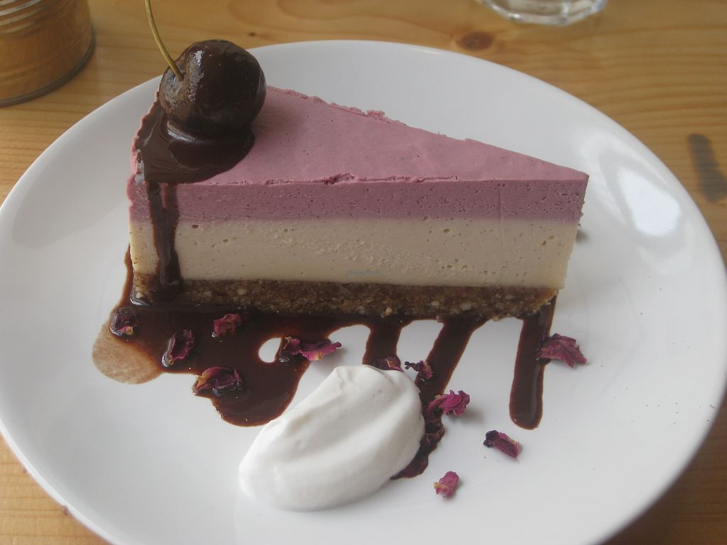 "Photo of CLOSED: Wildebeest  by <a href=""/members/profile/jennyc32"">jennyc32</a> <br/>Cherry vanilla cheesecake <br/> July 28, 2015  - <a href='/contact/abuse/image/44906/111305'>Report</a>"