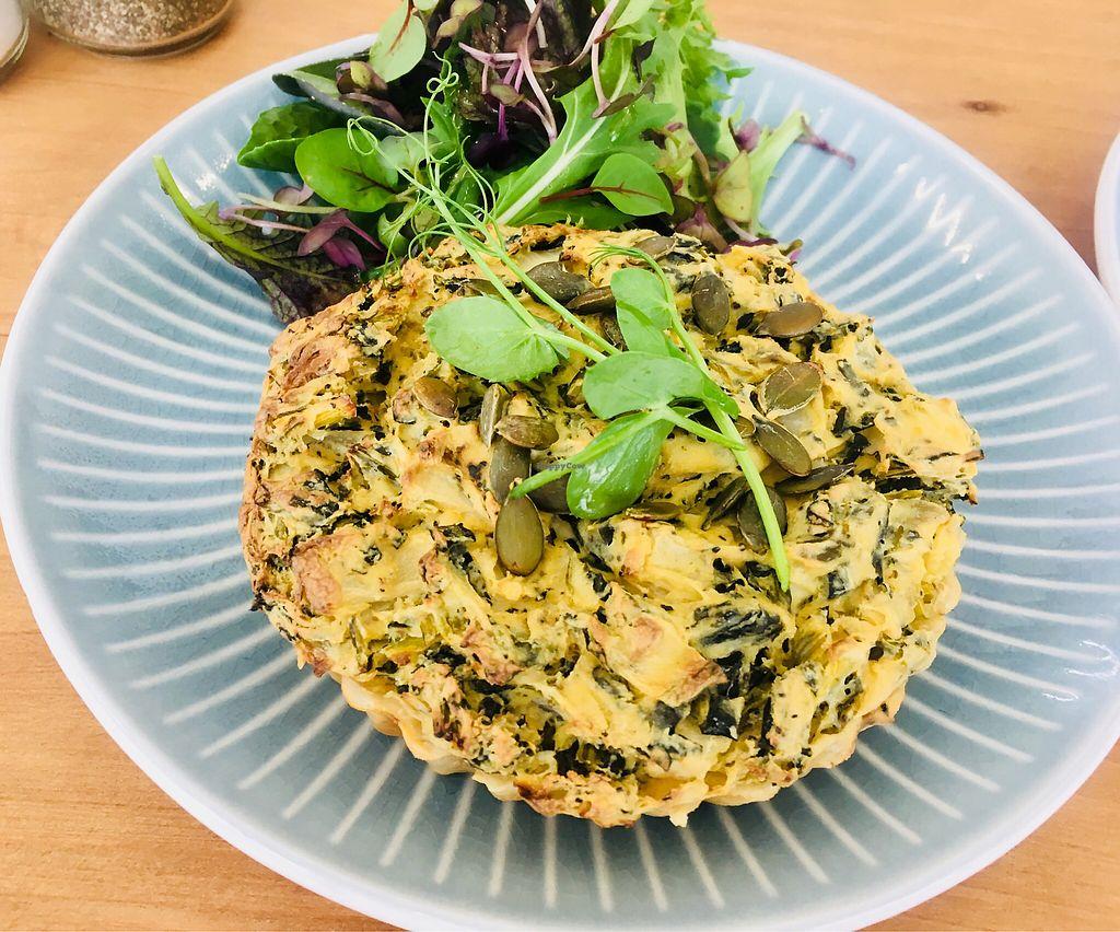 "Photo of Kaiaroha Organic Vegan Café  by <a href=""/members/profile/Yummyplants"">Yummyplants</a> <br/>Quiche <br/> December 18, 2017  - <a href='/contact/abuse/image/44910/336780'>Report</a>"