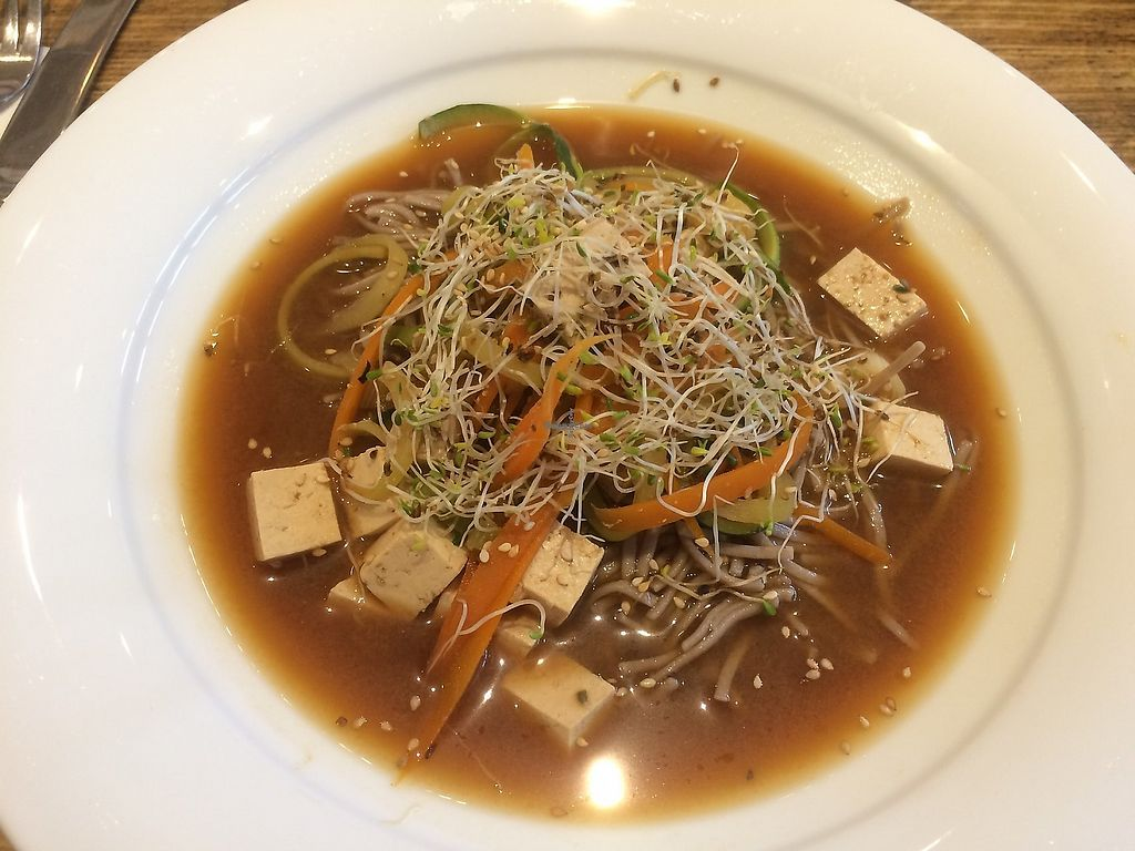 "Photo of Lu-Ma Cafe  by <a href=""/members/profile/TreeBrown"">TreeBrown</a> <br/>Buckwheat and tofu special  <br/> October 24, 2017  - <a href='/contact/abuse/image/44914/325957'>Report</a>"