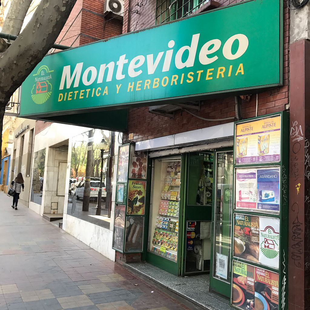 """Photo of Dietetica Montevideo  by <a href=""""/members/profile/earthville"""">earthville</a> <br/>Storefront <br/> September 13, 2017  - <a href='/contact/abuse/image/44965/304064'>Report</a>"""