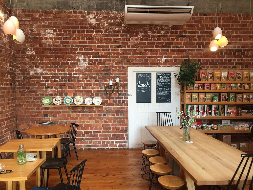 """Photo of Little Bird Organics - Ponsonby  by <a href=""""/members/profile/Tiggy"""">Tiggy</a> <br/>Interior <br/> December 23, 2017  - <a href='/contact/abuse/image/44981/338439'>Report</a>"""
