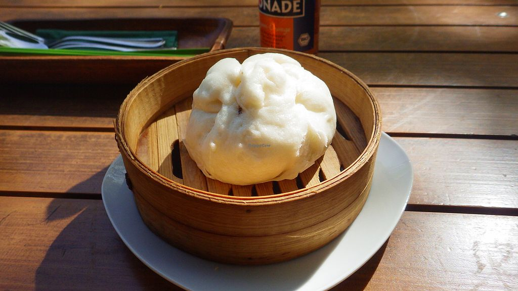 """Photo of Chay Village - Friedrichshain  by <a href=""""/members/profile/deadpledge"""">deadpledge</a> <br/>Steamed buns <br/> August 1, 2017  - <a href='/contact/abuse/image/45036/287534'>Report</a>"""