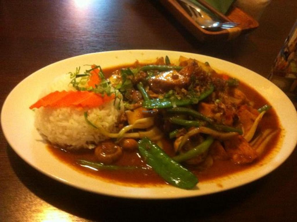 """Photo of Chay Village - Friedrichshain  by <a href=""""/members/profile/J-Veg"""">J-Veg</a> <br/>#30 with vegetarian oyster sauce <br/> October 23, 2014  - <a href='/contact/abuse/image/45036/83754'>Report</a>"""