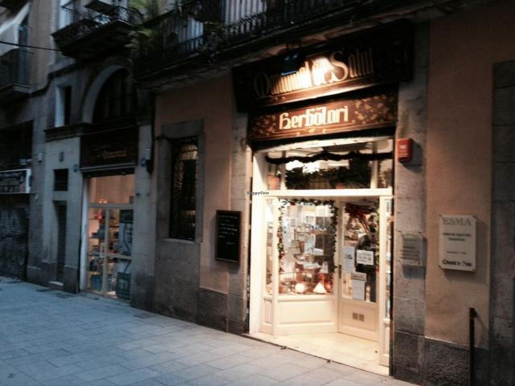 """Photo of Manantial de Salud - Mercaders  by <a href=""""/members/profile/hack_man"""">hack_man</a> <br/>Outside <br/> December 2, 2014  - <a href='/contact/abuse/image/45073/87059'>Report</a>"""