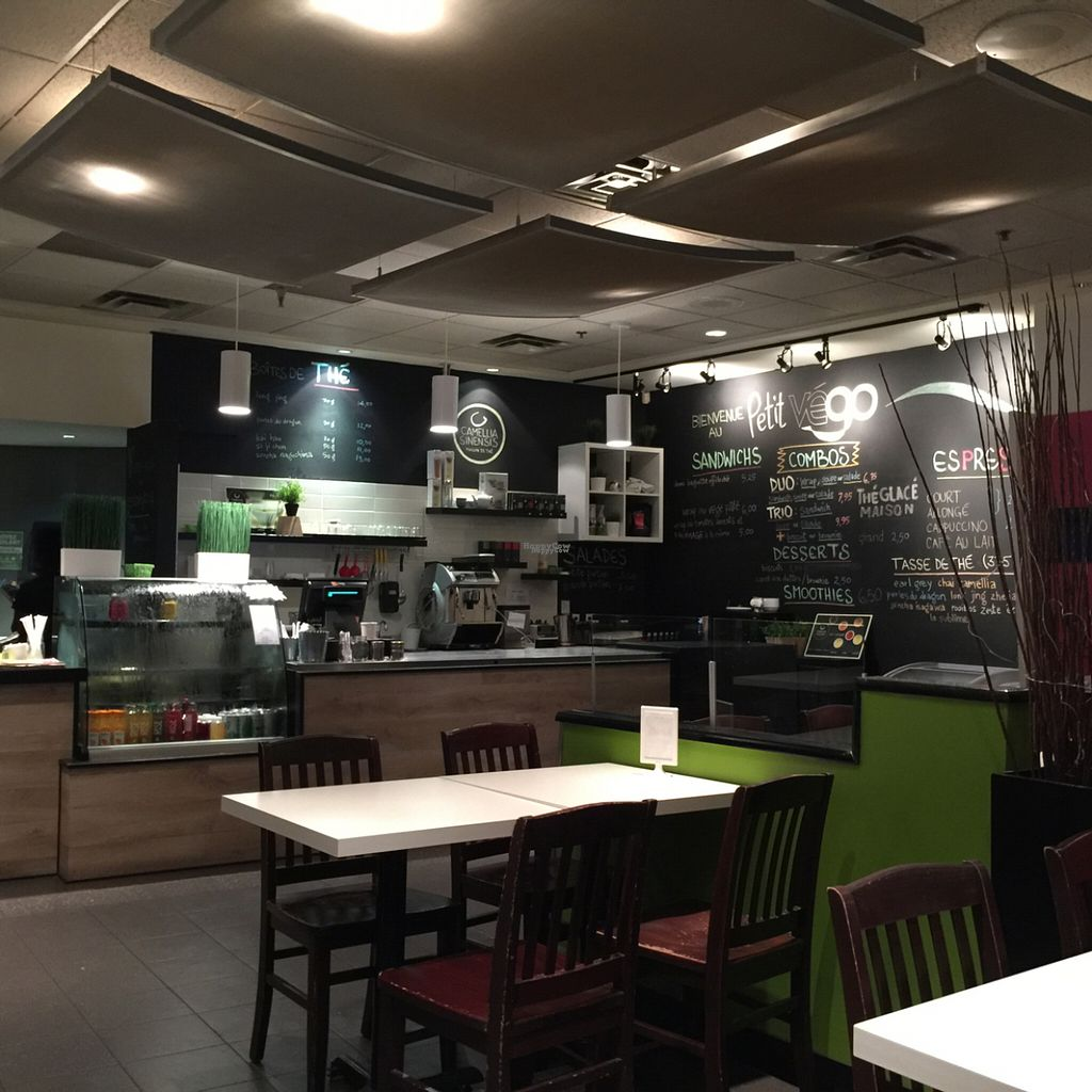 """Photo of CLOSED: Resto Vego - McGill College  by <a href=""""/members/profile/earthville"""">earthville</a> <br/>menu board  <br/> August 15, 2016  - <a href='/contact/abuse/image/45132/168993'>Report</a>"""