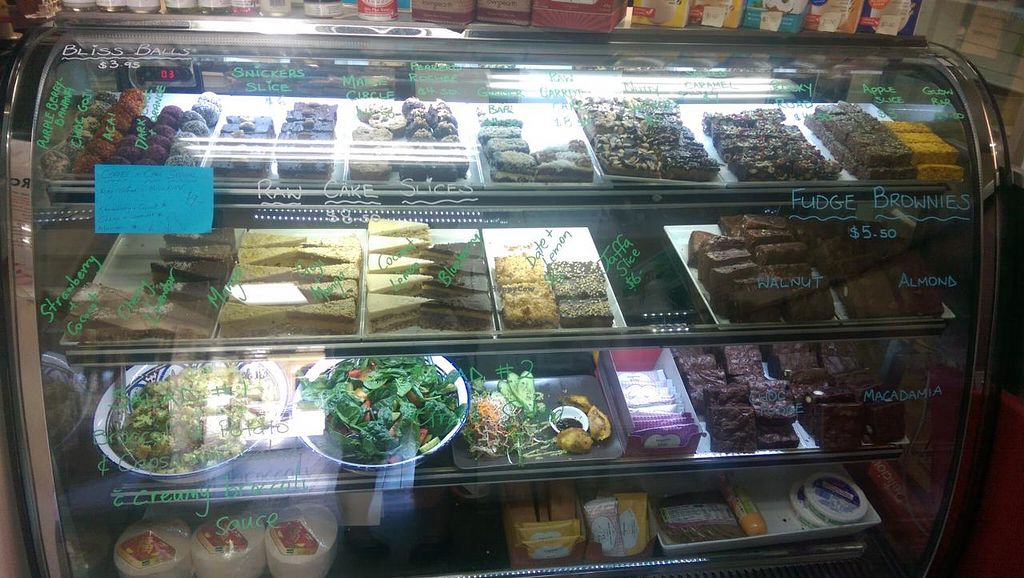 """Photo of CLOSED: Bliss Organic Garden Cafe  by <a href=""""/members/profile/big_saz"""">big_saz</a> <br/>Great choice of food <br/> March 31, 2015  - <a href='/contact/abuse/image/4516/97437'>Report</a>"""