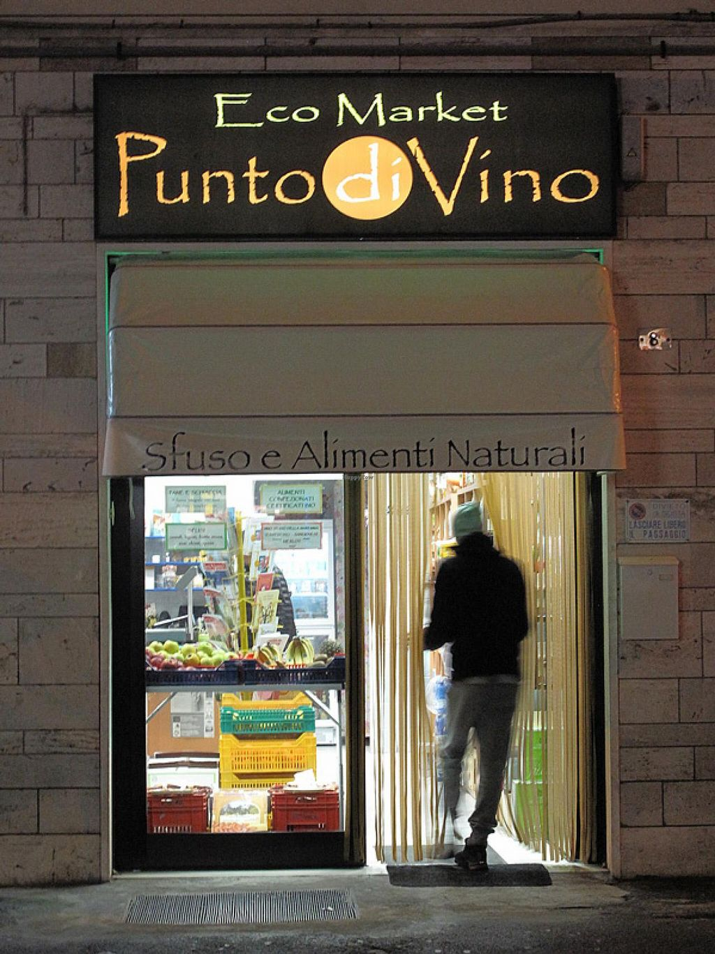 """Photo of CLOSED: Punto di Vino  by <a href=""""/members/profile/lallilaranja"""">lallilaranja</a> <br/>street view <br/> February 9, 2014  - <a href='/contact/abuse/image/45183/64000'>Report</a>"""