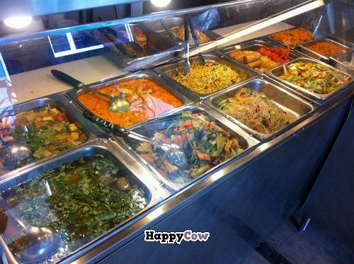 """Photo of CLOSED: Van Hanh Vegetarian Restaurant  by <a href=""""/members/profile/H"""">H</a> <br/>hot take out bar <br/> November 15, 2013  - <a href='/contact/abuse/image/4518/58532'>Report</a>"""