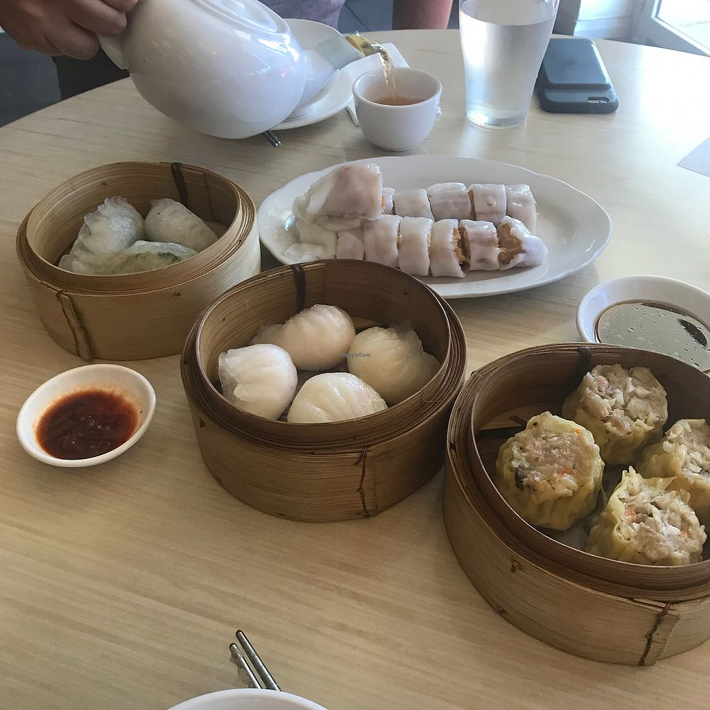 """Photo of Carlingford Vegetarian Cuisine  by <a href=""""/members/profile/Lozcriston"""">Lozcriston</a> <br/>Yum cha <br/> November 25, 2017  - <a href='/contact/abuse/image/45193/328895'>Report</a>"""