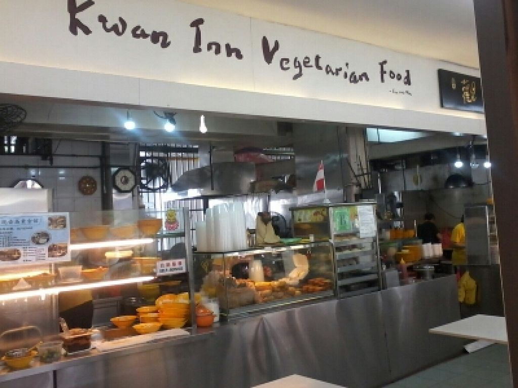 """Photo of Kwan Inn Vegetarian Stall - Geylang  by <a href=""""/members/profile/Smaster"""">Smaster</a> <br/>Big pau n small pau,yummy <br/> November 30, 2015  - <a href='/contact/abuse/image/4519/126741'>Report</a>"""