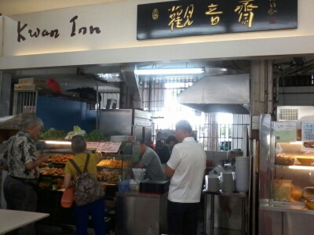 """Photo of Kwan Inn Vegetarian Stall - Geylang  by <a href=""""/members/profile/Smaster"""">Smaster</a> <br/>Yong tau fu <br/> November 30, 2015  - <a href='/contact/abuse/image/4519/126742'>Report</a>"""