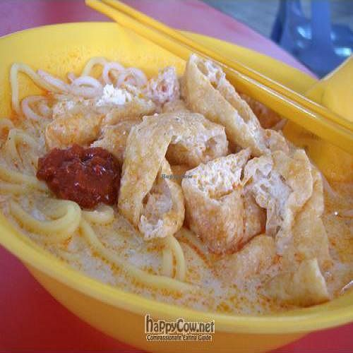 """Photo of Kwan Inn Vegetarian Stall - Geylang  by <a href=""""/members/profile/Peace%20..."""">Peace ...</a> <br/>Laksa @ SGD$2 <br/> April 9, 2010  - <a href='/contact/abuse/image/4519/4249'>Report</a>"""