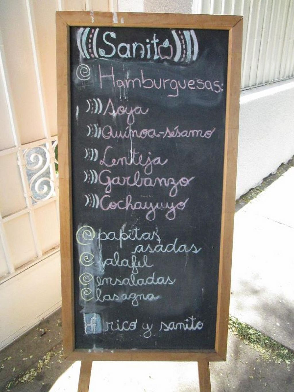 """Photo of CLOSED: Sanito  by <a href=""""/members/profile/choogirl"""">choogirl</a> <br/>Extensive burger menu <br/> February 9, 2014  - <a href='/contact/abuse/image/45239/64046'>Report</a>"""