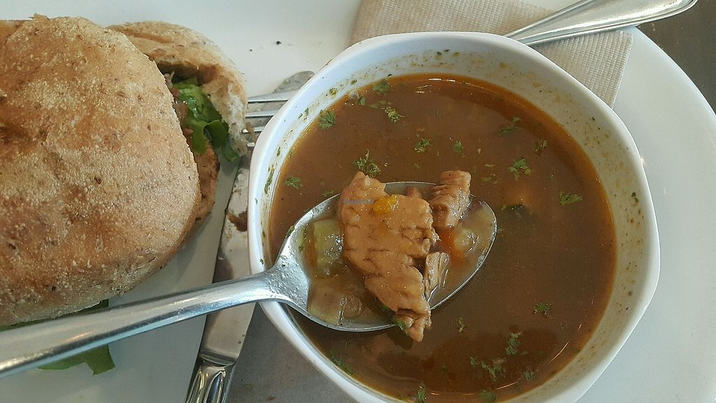 "Photo of Grasshopper Restaurant - College St  by <a href=""/members/profile/RimaBarakat"">RimaBarakat</a> <br/>Chicken soup  <br/> November 4, 2017  - <a href='/contact/abuse/image/45254/321808'>Report</a>"