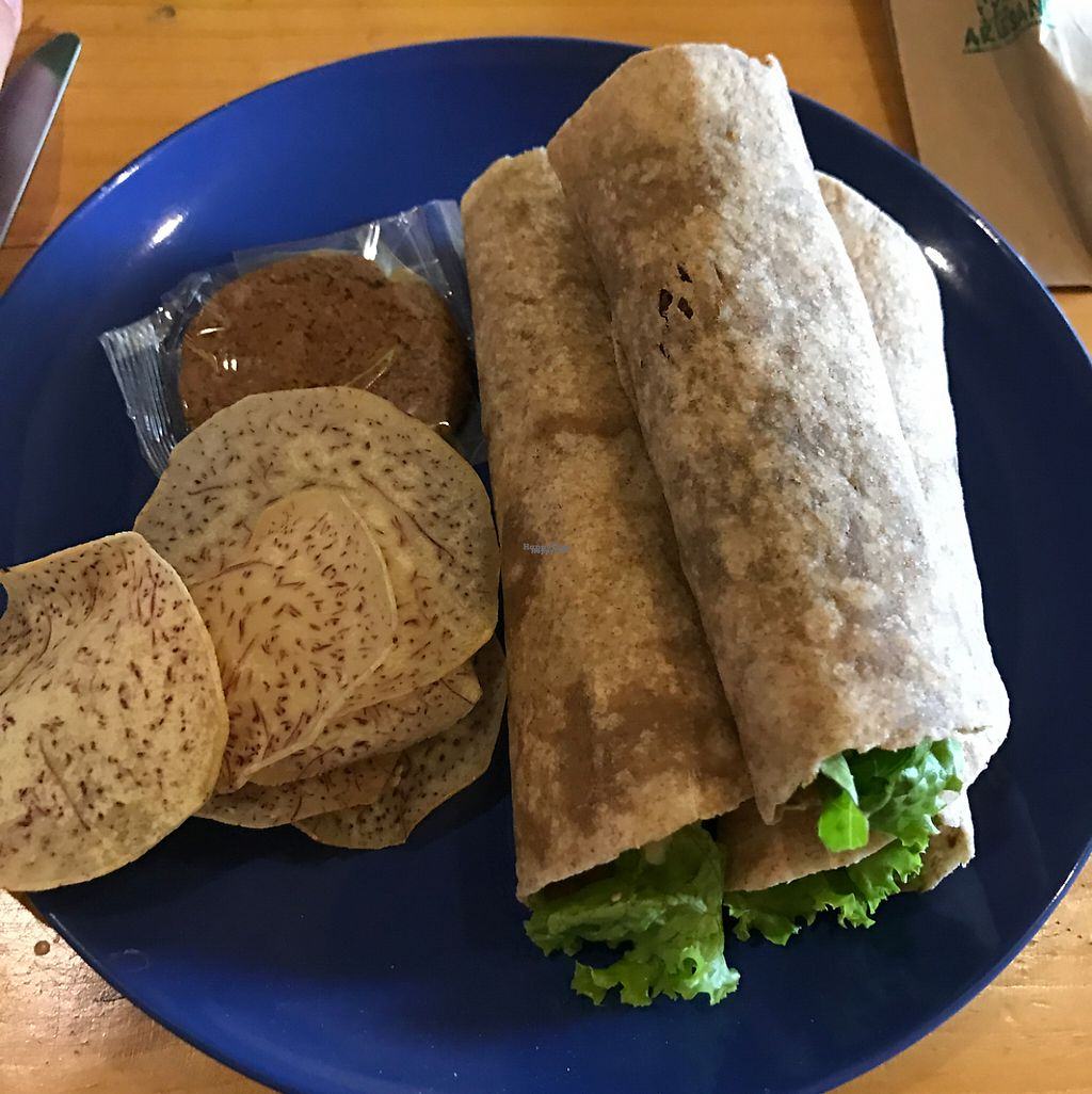 """Photo of Artesano  by <a href=""""/members/profile/Mathew23"""">Mathew23</a> <br/>3 burritos - 24q ($4.50 aus) <br/> March 10, 2017  - <a href='/contact/abuse/image/45257/234912'>Report</a>"""