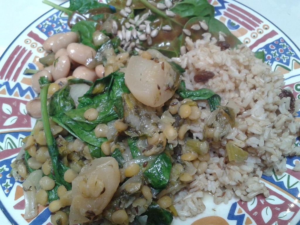 """Photo of The Hub at Healthy Spirit  by <a href=""""/members/profile/jennyc32"""">jennyc32</a> <br/>Vegetable stew <br/> April 28, 2015  - <a href='/contact/abuse/image/45286/100537'>Report</a>"""