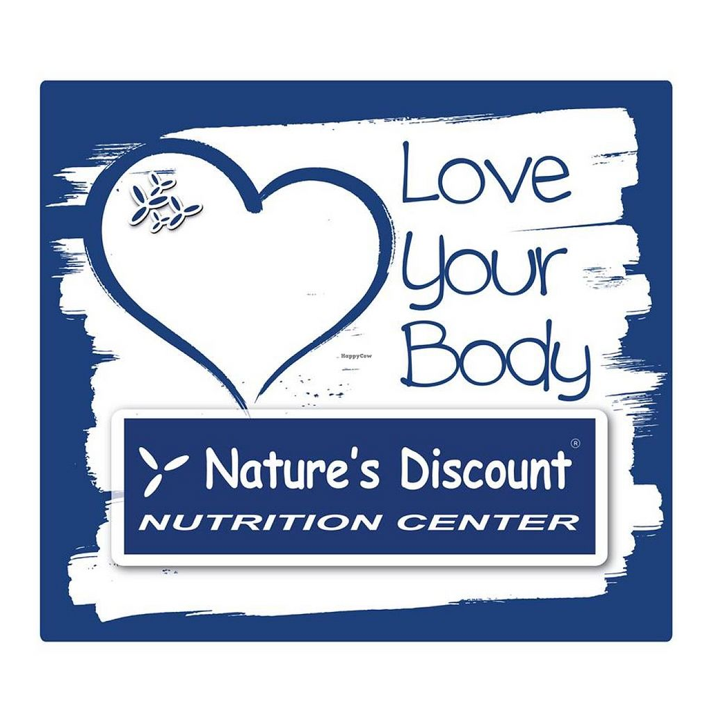 """Photo of Nature's Discount  by <a href=""""/members/profile/community"""">community</a> <br/>Logo <br/> February 27, 2014  - <a href='/contact/abuse/image/45295/64934'>Report</a>"""