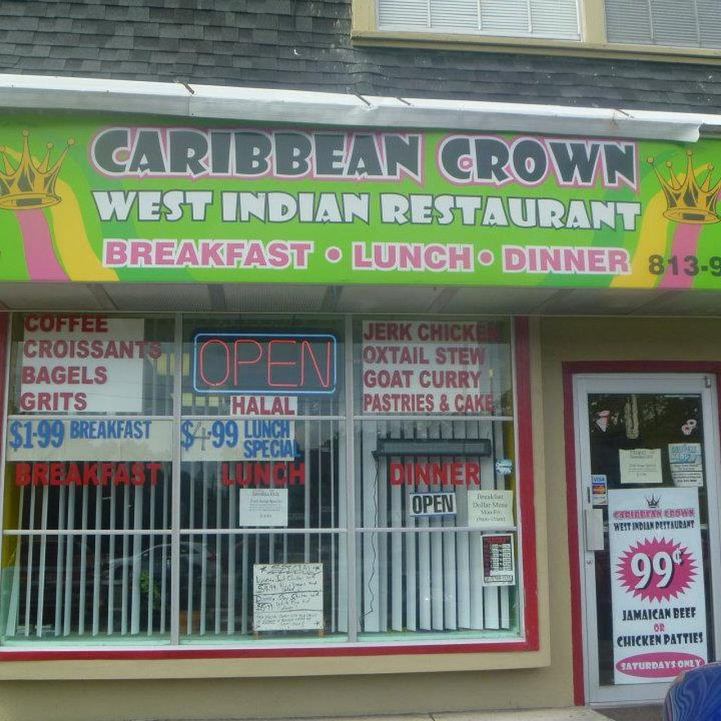 """Photo of Caribbean Crown West Indian Restaurant  by <a href=""""/members/profile/community"""">community</a> <br/>Outdoor View <br/> March 12, 2014  - <a href='/contact/abuse/image/45296/65754'>Report</a>"""