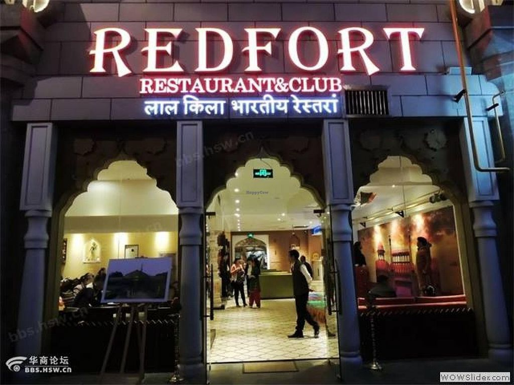 """Photo of Redfort Indian Restaurant  by <a href=""""/members/profile/community"""">community</a> <br/>Outdoor View <br/> March 5, 2014  - <a href='/contact/abuse/image/45317/65329'>Report</a>"""