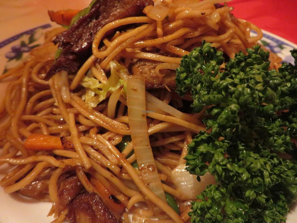 "Photo of Hongkong Imbiss  by <a href=""/members/profile/VegiAnna"">VegiAnna</a> <br/>A10: fried noodles with soya and vegetables <br/> April 21, 2015  - <a href='/contact/abuse/image/45325/99779'>Report</a>"