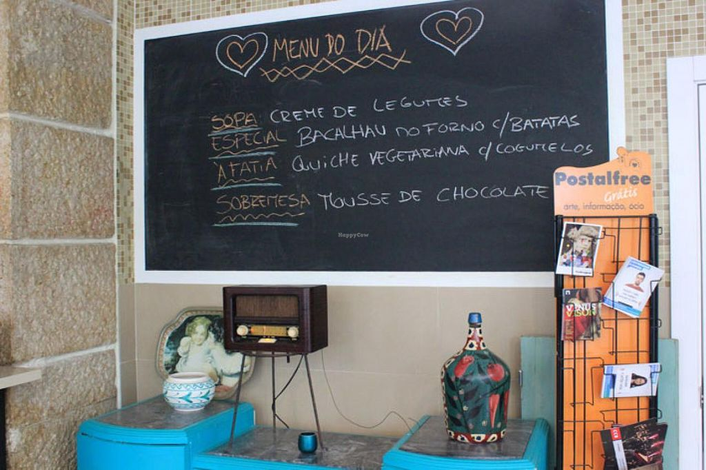"""Photo of Bela-Sombra  by <a href=""""/members/profile/PaulMingard"""">PaulMingard</a> <br/>Chalkboard menu of the day Jardom Da Estrela <br/> March 26, 2014  - <a href='/contact/abuse/image/45443/66609'>Report</a>"""