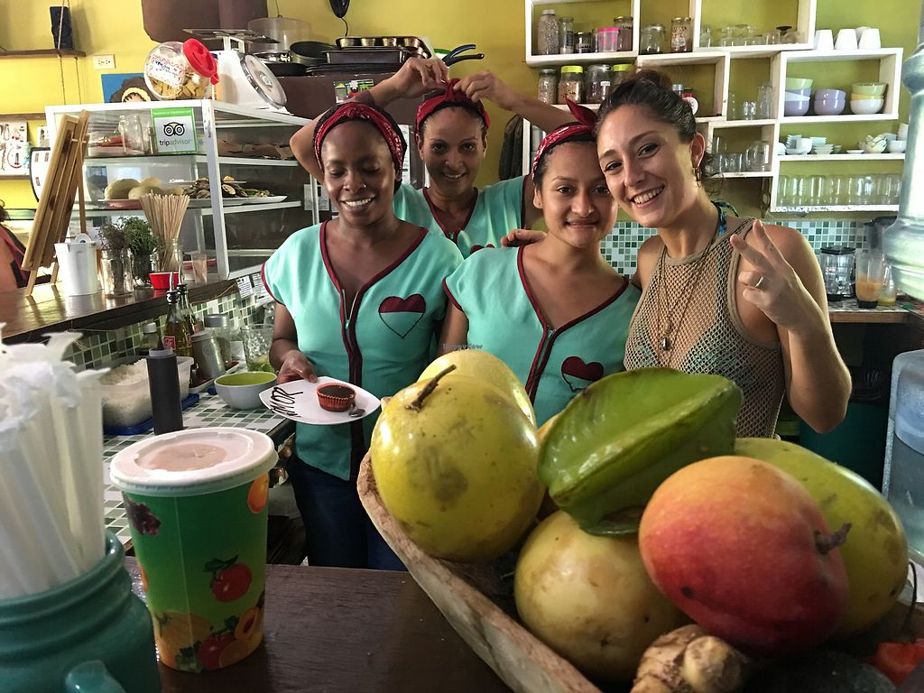 "Photo of Como en mi Casa Art Cafe  by <a href=""/members/profile/Nourished"">Nourished</a> <br/>Friendly and delicious <br/> November 4, 2017  - <a href='/contact/abuse/image/45446/321750'>Report</a>"