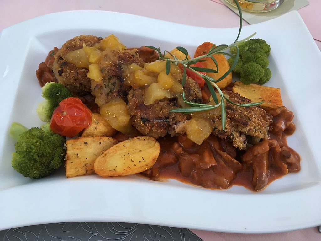 "Photo of Knittel's Restaurant Kreuzberg  by <a href=""/members/profile/EtaCarinae"">EtaCarinae</a> <br/>Kreuzberg <br/> July 19, 2017  - <a href='/contact/abuse/image/45460/282066'>Report</a>"
