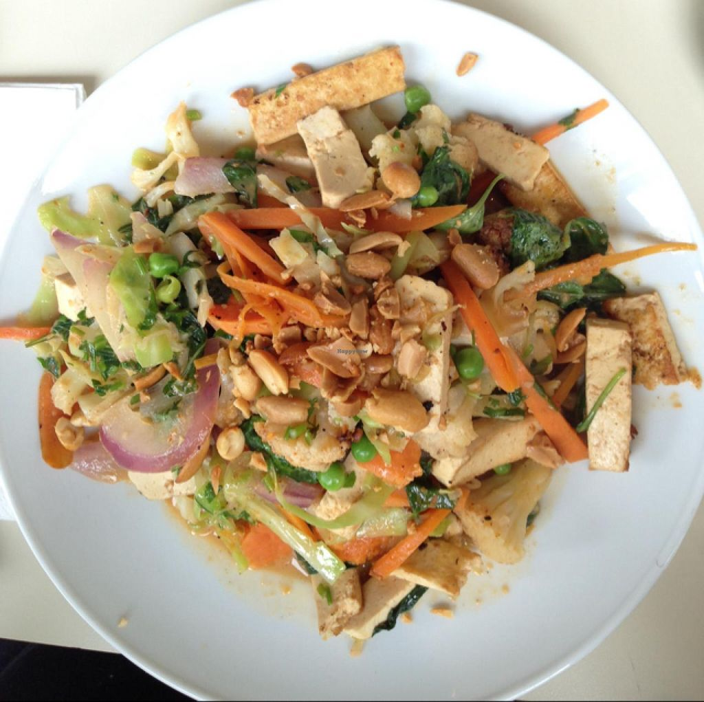 """Photo of Hashachen Bistro  by <a href=""""/members/profile/Brok%20O.%20Lee"""">Brok O. Lee</a> <br/>Tofu Curry <br/> March 18, 2014  - <a href='/contact/abuse/image/45467/66122'>Report</a>"""