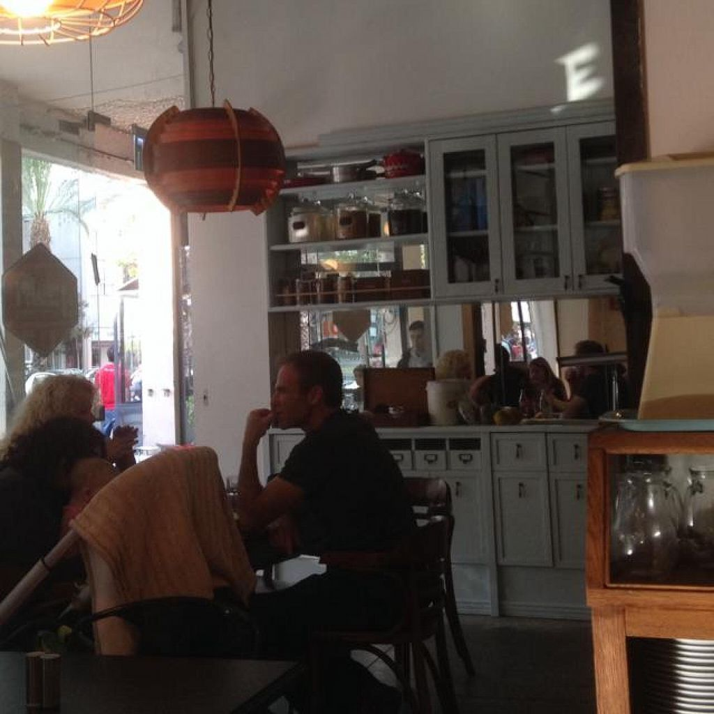 """Photo of Hashachen Bistro  by <a href=""""/members/profile/Brok%20O.%20Lee"""">Brok O. Lee</a> <br/>Inside <br/> November 28, 2014  - <a href='/contact/abuse/image/45467/86666'>Report</a>"""