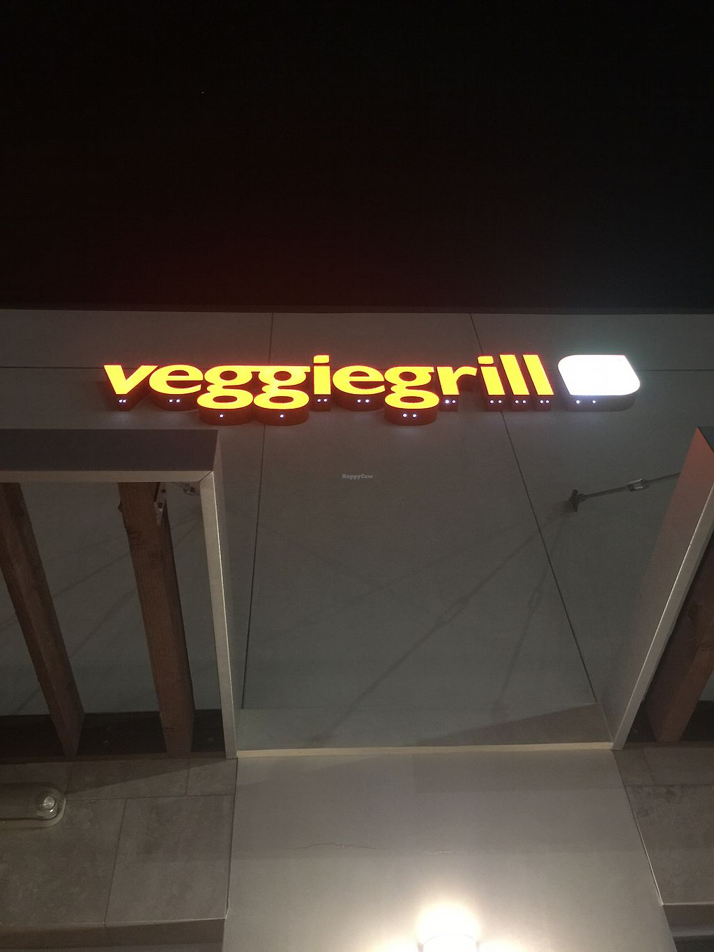 """Photo of Veggie Grill  by <a href=""""/members/profile/AngieLupusLife"""">AngieLupusLife</a> <br/>sign <br/> August 17, 2017  - <a href='/contact/abuse/image/45515/293441'>Report</a>"""