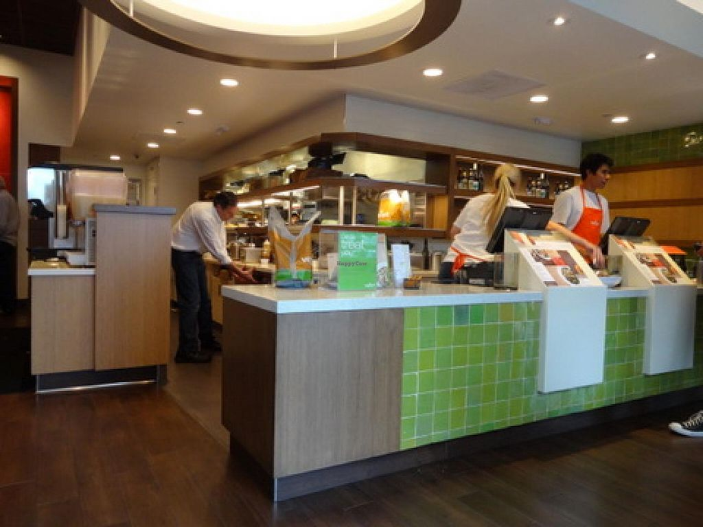 Photo of Veggie Grill  by Navegante <br/>June 2014 <br/> June 18, 2014  - <a href='/contact/abuse/image/45515/72281'>Report</a>