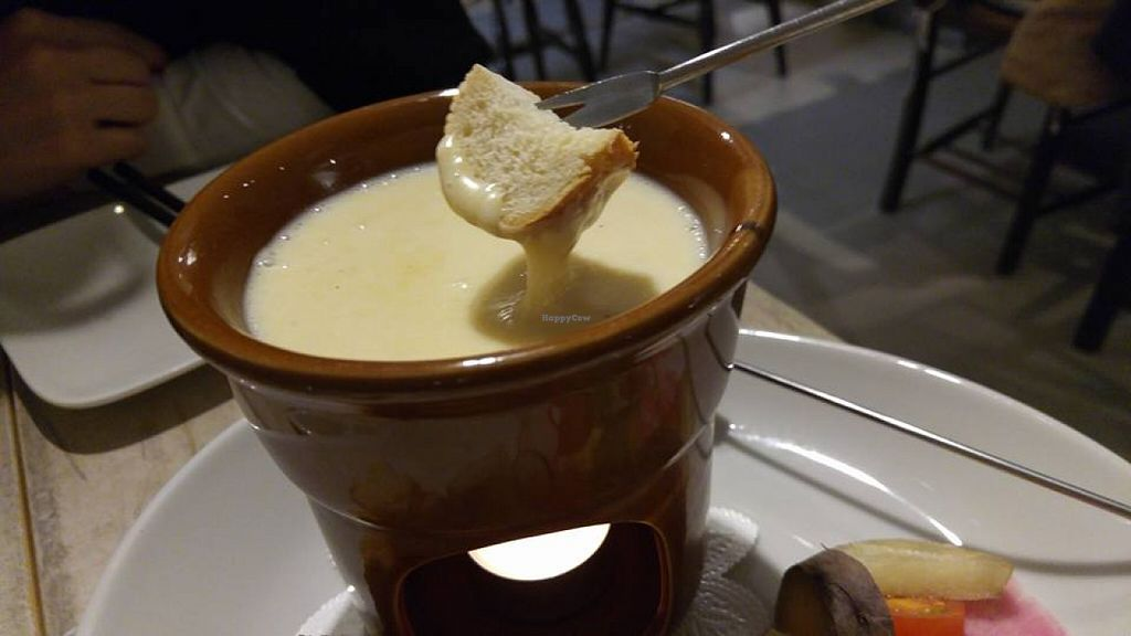 "Photo of Ain Soph.Soar  by <a href=""/members/profile/rklevens"">rklevens</a> <br/>ヴィーガンチーズフォンデュ vegan cheese fondue <br/> December 20, 2015  - <a href='/contact/abuse/image/45520/129273'>Report</a>"