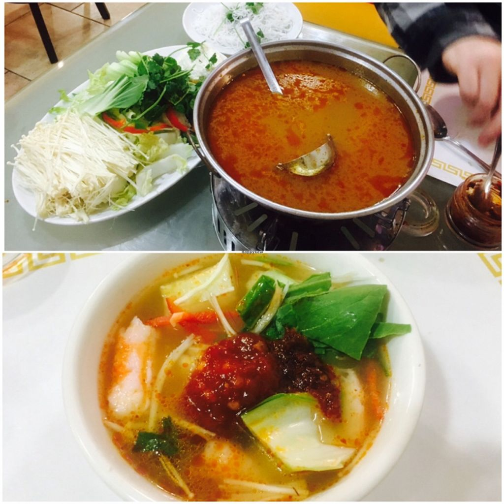 "Photo of CLOSED: Vegan Cuisine  by <a href=""/members/profile/amymylove"">amymylove</a> <br/>sweet and sour hotpot is worth every penny <br/> March 13, 2016  - <a href='/contact/abuse/image/45571/139846'>Report</a>"