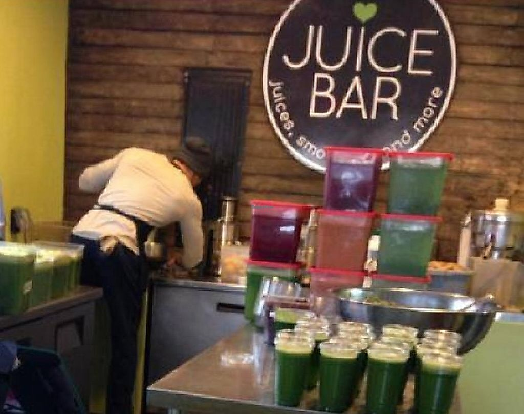 """Photo of The Juice Bar  by <a href=""""/members/profile/community"""">community</a> <br/>Juice Bar <br/> March 14, 2014  - <a href='/contact/abuse/image/45586/224722'>Report</a>"""