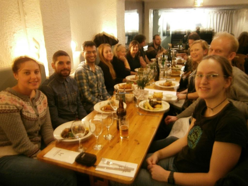 "Photo of CLOSED: Edinburgh Vegan Meetup  by <a href=""/members/profile/imogenmichel"">imogenmichel</a> <br/>Festive meal at Henderson's, December 2014 <br/> March 8, 2015  - <a href='/contact/abuse/image/45588/95197'>Report</a>"