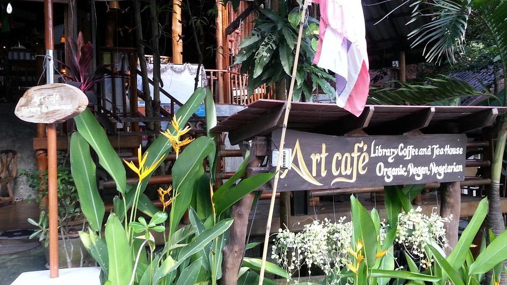 """Photo of Art Cafe  by <a href=""""/members/profile/eric"""">eric</a> <br/>signage <br/> November 14, 2014  - <a href='/contact/abuse/image/45611/85575'>Report</a>"""