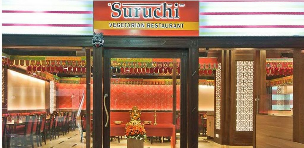 """Photo of Suruchi Vegetarian Restaurant  by <a href=""""/members/profile/community"""">community</a> <br/>Suruchi Vegetarian Restaurant <br/> March 15, 2014  - <a href='/contact/abuse/image/45614/66002'>Report</a>"""