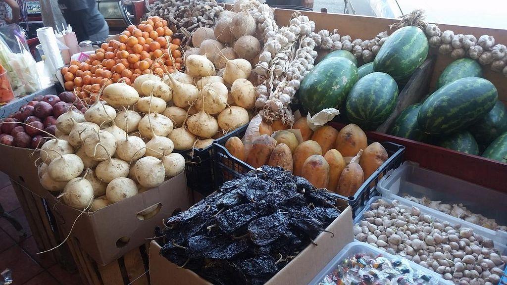 """Photo of Mercado Miguel Hidalgo  by <a href=""""/members/profile/kenvegan"""">kenvegan</a> <br/>Fruit <br/> December 16, 2014  - <a href='/contact/abuse/image/45650/88072'>Report</a>"""