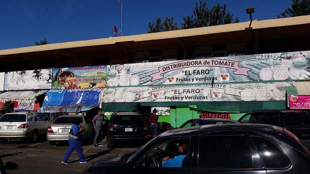 """Photo of Mercado Miguel Hidalgo  by <a href=""""/members/profile/kenvegan"""">kenvegan</a> <br/>inside market <br/> December 16, 2014  - <a href='/contact/abuse/image/45650/88092'>Report</a>"""