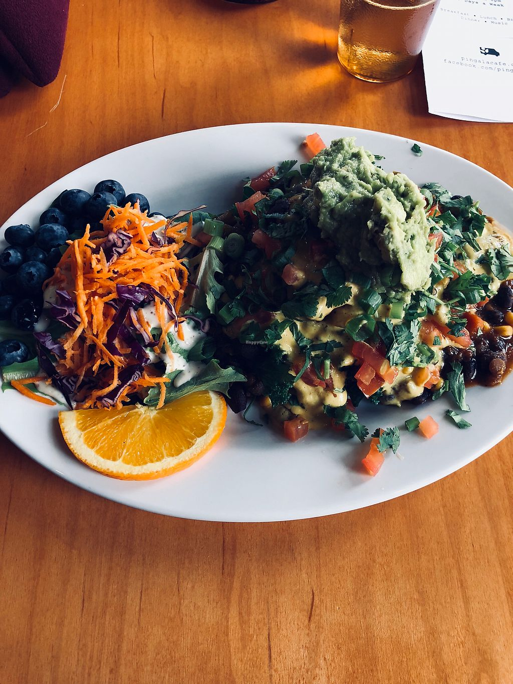 """Photo of Pingala Cafe  by <a href=""""/members/profile/Bgeezy"""">Bgeezy</a> <br/>Rancheros <br/> April 7, 2018  - <a href='/contact/abuse/image/45669/381899'>Report</a>"""