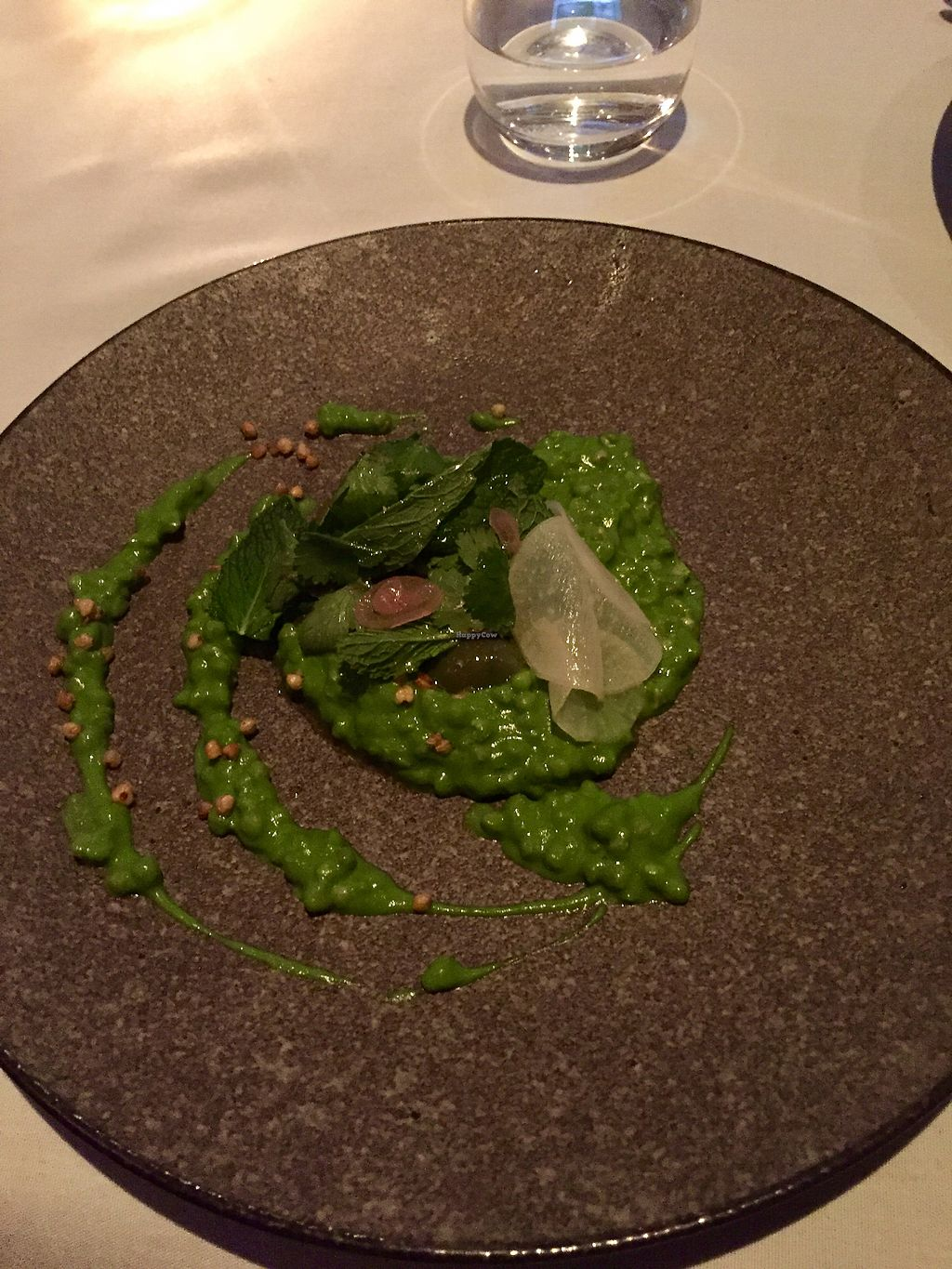 """Photo of Urbane Restaurant  by <a href=""""/members/profile/mamm"""">mamm</a> <br/>Buckwheat watercress risotto  <br/> September 30, 2017  - <a href='/contact/abuse/image/45674/310005'>Report</a>"""