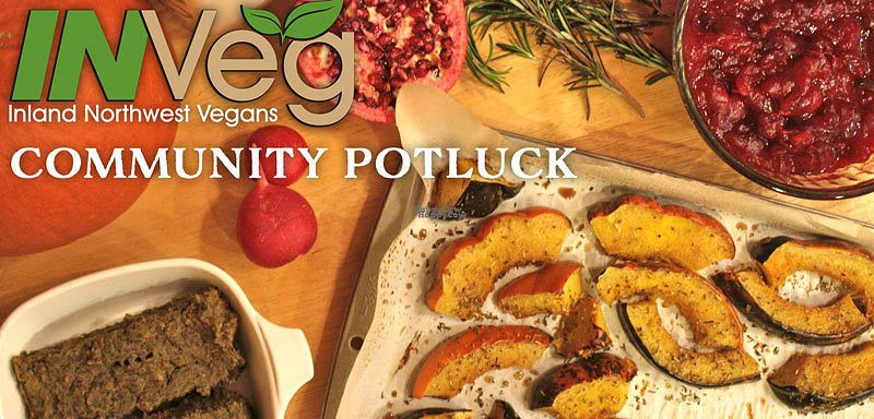 """Photo of INVeg  by <a href=""""/members/profile/JoshMeckel"""">JoshMeckel</a> <br/>On the 3rd Sunday of every month, we hold a free public potluck. The potlucks average 50-80 people and are really fun for the whole family. You can learn more about them here: http://www.inveg.org/monthly-potlucks.html <br/> September 18, 2016  - <a href='/contact/abuse/image/45704/176457'>Report</a>"""