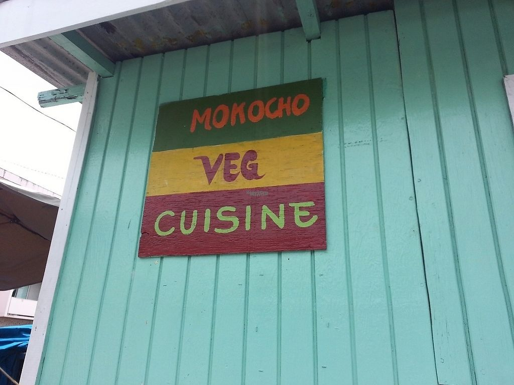 "Photo of Mokocho Cuisine  by <a href=""/members/profile/azycki"">azycki</a> <br/>Outside signage <br/> April 25, 2017  - <a href='/contact/abuse/image/45707/252494'>Report</a>"