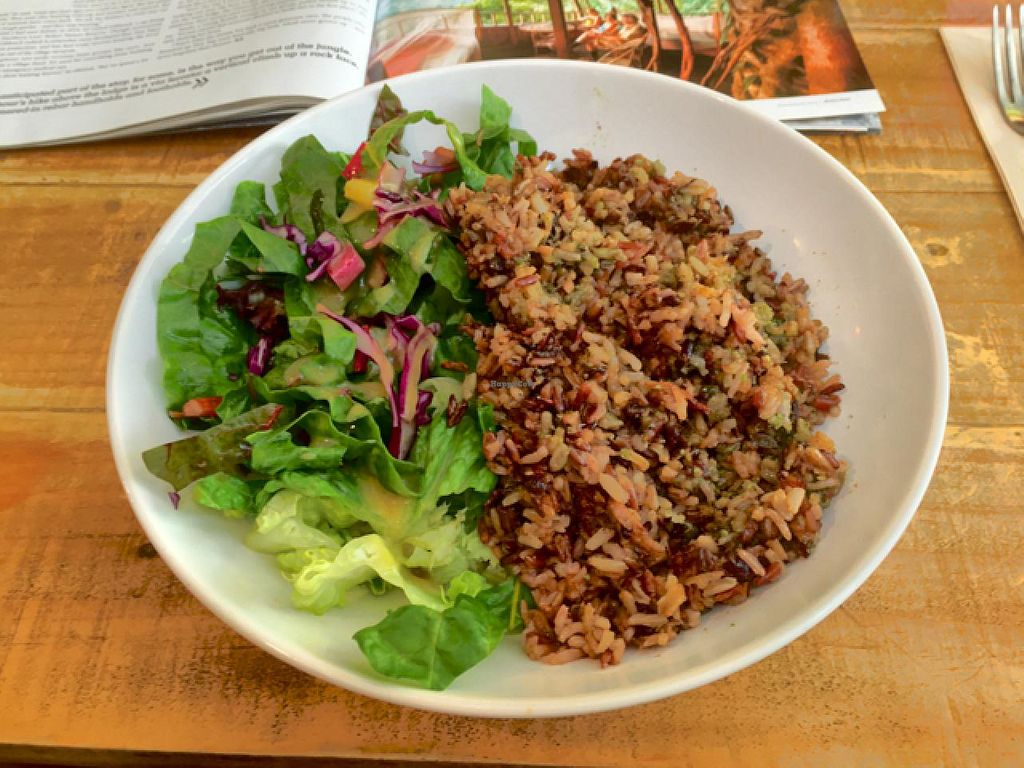 "Photo of CLOSED: Light Radiant Food  by <a href=""/members/profile/htenbos"">htenbos</a> <br/>spicy black bean fried rice <br/> July 7, 2015  - <a href='/contact/abuse/image/45712/108519'>Report</a>"