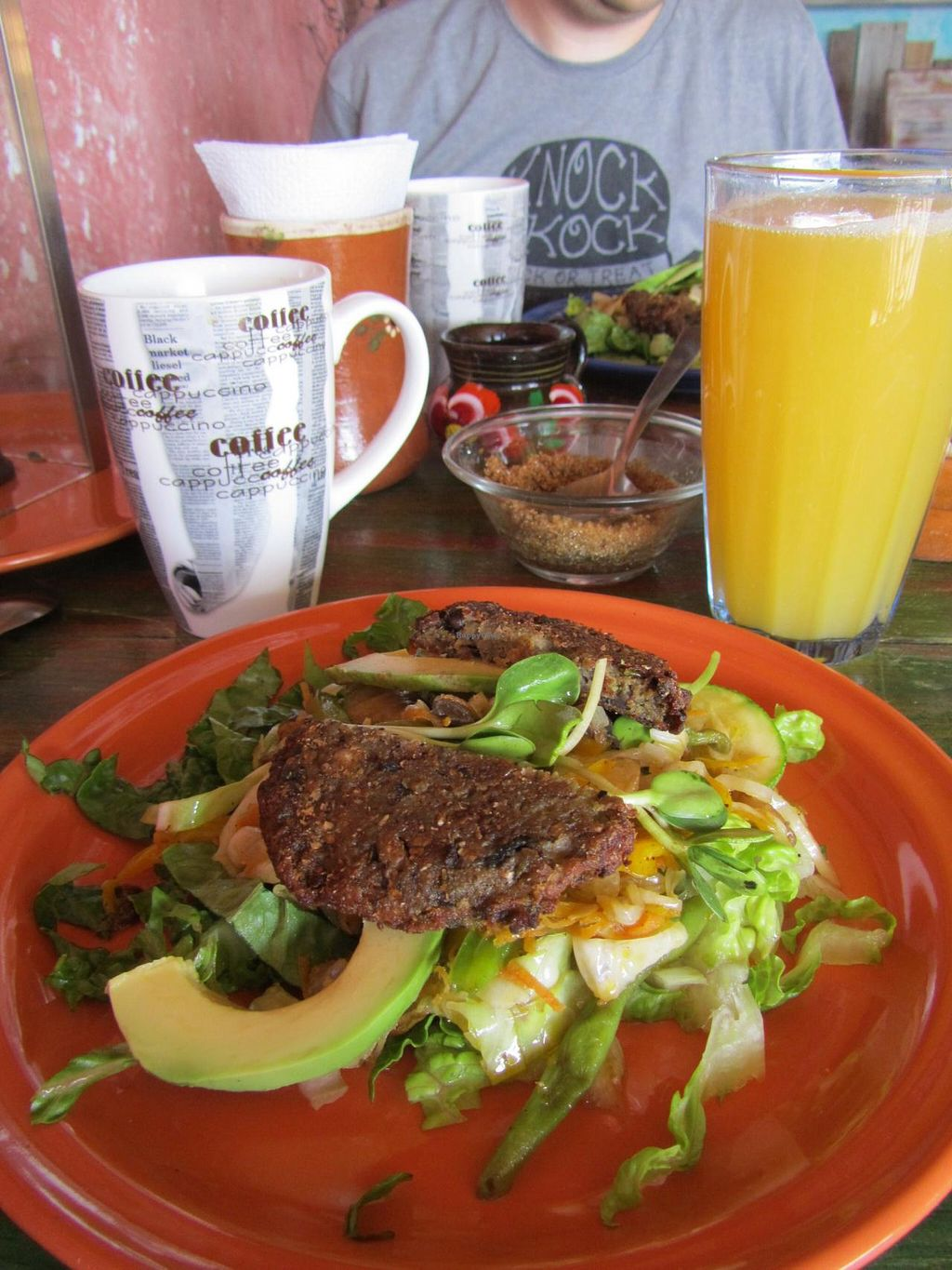 "Photo of El Vegetariano  by <a href=""/members/profile/BlisterBlue"">BlisterBlue</a> <br/>El Vegetariano in Tulum (Mexico) <br/> March 15, 2014  - <a href='/contact/abuse/image/45726/65979'>Report</a>"