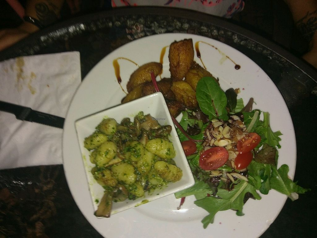 """Photo of Ocean Park Cafe  by <a href=""""/members/profile/ChristineLugo"""">ChristineLugo</a> <br/>gnocchi <br/> January 9, 2018  - <a href='/contact/abuse/image/45729/344533'>Report</a>"""